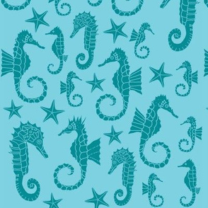 Sea Dream - Greenmarine - Seahorses