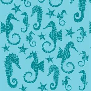 Sea Dream - Greenmarine - Seahorses