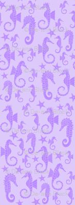 Sea Dream - Ultramarine - Seahorses