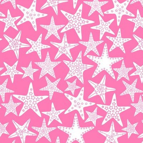 Sea Dream - Pinkmarine - Starfish