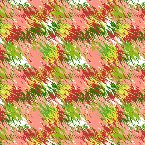 Strawberry_Strokes fabric by anino on Spoonflower - custom fabric