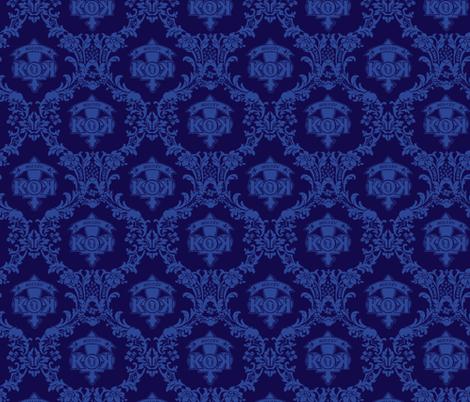 KOK Custom Design fabric by fat_bird_designs on Spoonflower - custom fabric