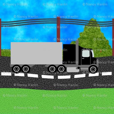 TruckerConvoyBlack