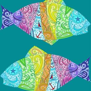 Sea Dream - Greenmarine - Dream Fish