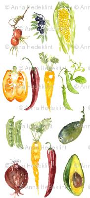 Annas Vegetable market
