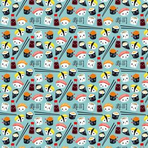 kawaii-sushi-blue
