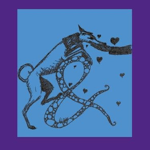 Ampersand_love_hound-ForCollar_BluePurple-ed