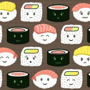 Yatta, Sushi! (Brown)