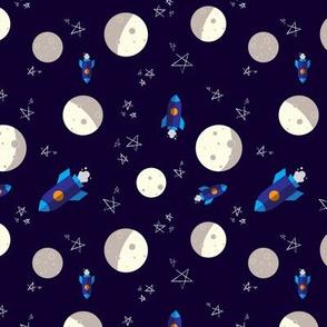 Moons & Rockets