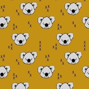 (small scale) Koala // mayan
