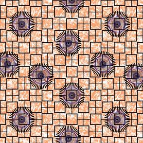 African Inspired Geometric