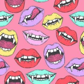 Vempire lips pink_big