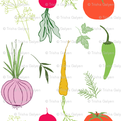 Veges and Herbs