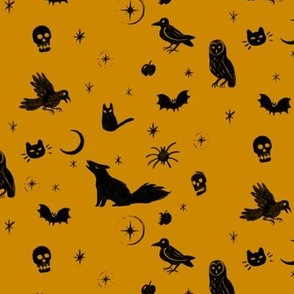 Spooky in Pumpkin