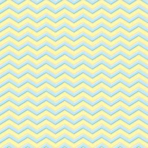 WSS - Chevron Stripe Blue