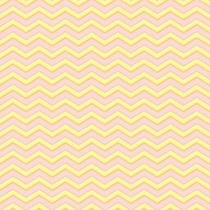 WSS - Chevron Stripe Pink