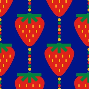 Pop Strawberries