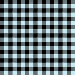 buffalo plaid 1in ice blue