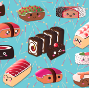 Doughnut Like Sushi 2
