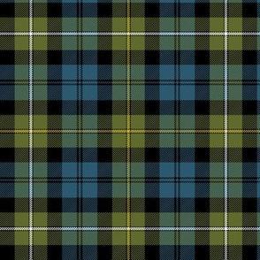 Campbell of Loudoun or Campbell of Argyll tartan, weathered