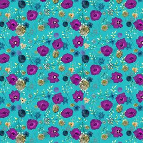 Violet Smaller Print