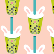 Kawaii bubble tea