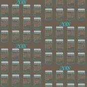 calendar_towel