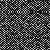 Lines. Rhombus