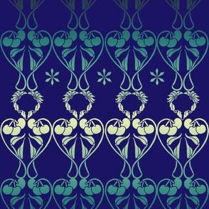 Blueberry Nouveau