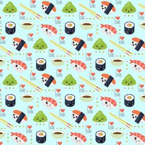 Kawaii Sushi Yumm