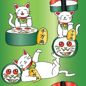 Lucky Cat Sushi