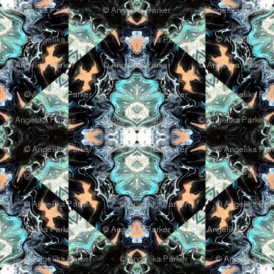 Marbled Geometric 01