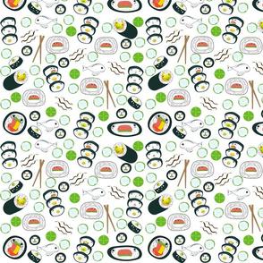 Happy Sushi!