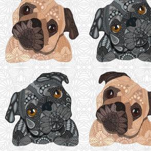 Pug Pattern