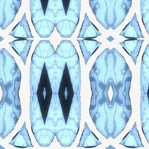Blue Pattern 01
