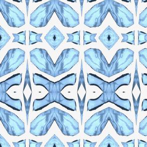 Blue Pattern 04