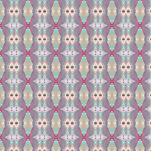 Purple Pattern 11