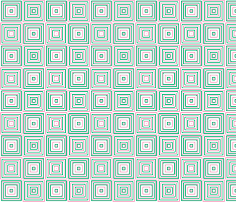 Peppermint Spearmint Twist - Small fabric by azureimagestudio on Spoonflower - custom fabric