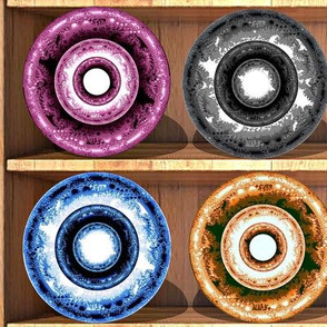 Fractal Dish Collection