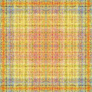 Pointillism Plaid
