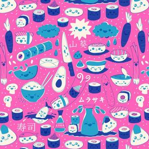 Sushi fun park