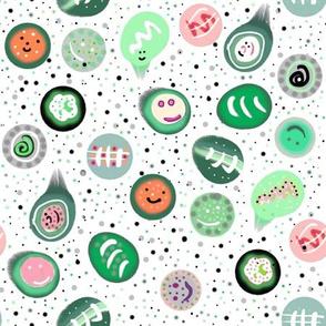 Sushi Confetti