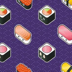 Happy Sushi and Maki