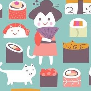 Sushi Kitties