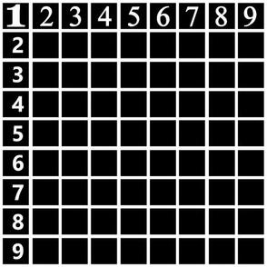 9Inchsquares150DPI-9X9-BandW