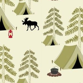 CAMPING IVORY