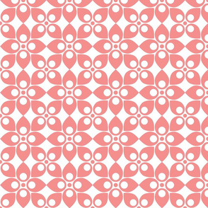 Swedish Modern Gray red pink 2