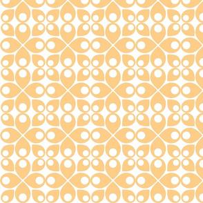 Swedish Modern apricot