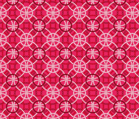 pinkpts fabric by lauhernandez on Spoonflower - custom fabric