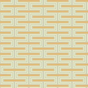 Geometric Pattern: Offset Brick